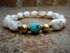 Loyalty / Wrist Mala / Yoga Bracelet / Mala Bracelet / by Syrena56, $27.00