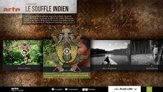 C'est à un voyage en pirogue que nous vous convions. Au gré de l'eau et des mythes. Un voyage au rythme des Indiens d'Amazonie, à partir de leur regard, de leur vision du monde et du temps, de leur perception des Blancs et du changement climatique.