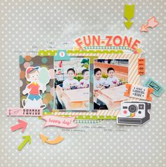 Fun Zone full page by evelynpy