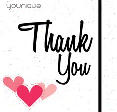 Younique Thank You