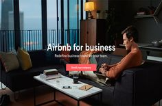 Airbnb launches business traveller booking feature
