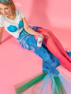 Mermaid Costume DIY