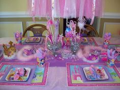 Disney Princess Party Birthday Party Ideas | Photo 6 of 22 | Catch My Party