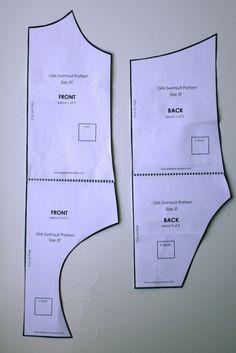 Mundo peques, mis renacuajos.: Como coser paso a paso un traje de ...