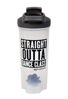 Mix it up, in and outta class with this 28 oz shaker bottle from Sugar and Bruno. With an easy carry handle and a leak-proof lid for clean and easy shaking and mixing. BPA FREE Comes in Black, Red and