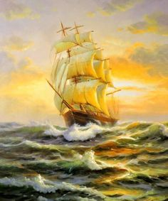Ship Most Famous Paintings Ever
