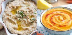 Pasty do chleba: 4 przepisy pełne zdrowia