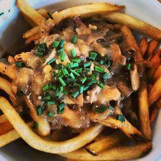 Mushroom Gravy Fries At Seabirds Kitchen In Costa Mesa Ca