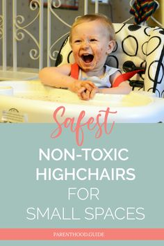 If you're looking for a highchair for your little one, but are short on space, you've come to right place. Check out our reviews of the top 3 picks. #highchairs #babyfeeding Best High Chairs, Hospital Bag Checklist, Chairs For Small Spaces, Good Posture, The Hard Way, Baby Safe, Best Relationship, Health And Safety, Baby Feeding