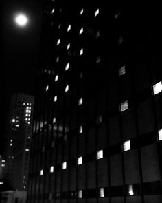 8x10  Modern Astronomy  Black and White Noir by 9thCycleStudios, $25.00