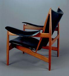 Designer Finn Juhl | Chieftain Armchair.  ca. 1949