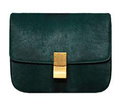 Céline green box