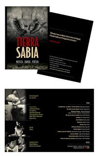 Programa para recital / barbaradelfino.com.ar