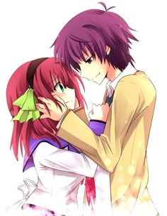 Yuri x Noda - Angel Beats!