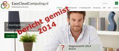 Easy Cloud Computing NL: bericht gemist 2014 ?