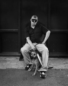 Look after my dogs, sorry, I love you, Lee.    Alexander McQueen (March 16th, 1969 - February 11th, 2010)