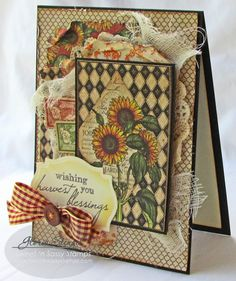 Scraps of Life: Sweet 'n Sassy Stamps - September Release