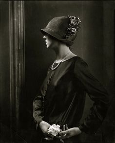 Joan Clement, 1924 (Edward Steichen)