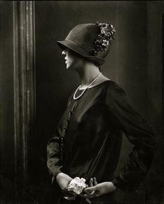 Joan Clement, 1924 (Edward Steichen)