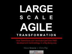 Salesforce.com Agile Transformation - Agile 2007 Conference