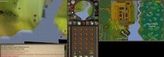 """TIL you can complete the Easy Diary Task """"Enter Mort Myre Swamp"""" without entering Morytania"""