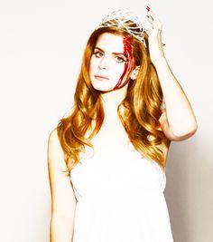 Lana Del Rey-love her!!!!!