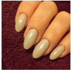 oval nails - Google Search