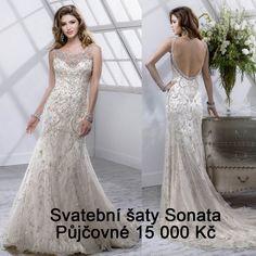 Svatební šaty Sonata