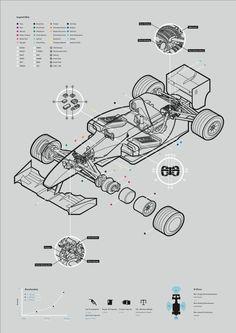 X-RAY F1 by Phil Ellis