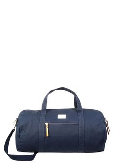 Sandqvist sonny - holdall blue men accessories bags sports- & travel