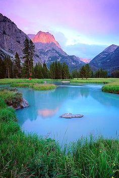 Wild River Range, Wyoming