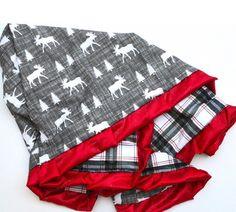 Toddler Blanket- Gorgeous Geometric Moose Buffalo Plaid Baby Blanket Featuring Faux Fur and Cotton by LoveAndLullabiesCB on Etsy https://www.etsy.com/listing/233434534/toddler-blanket-gorgeous-geometric-moose