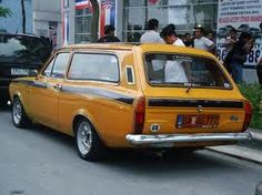 Ford AVO Mexico Escort Estate in Manila