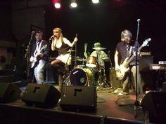 Drumming for Maria Willson @ The Purple Turtle - London.