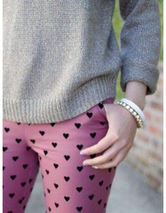 Heart pants <3