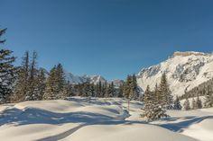 Winterwunderland | Mürren, Schweiz