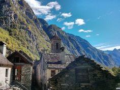 Val Bavona Tessin - Val Bavone Ticino (Switzerland)