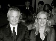 Franz-Olivier Giesbert et Yoyo Maeght, 2010.