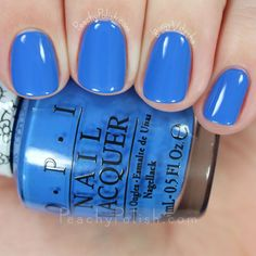Beautiful Nail Designs To Finish Your Wardrobe – Your Beautiful Nails Beautiful Nail Designs, Cute Nail Designs, Get Nails, How To Do Nails, Stylish Nails, Trendy Nails, Nail Polish Colors, Opi Blue Nail Polish, Nail Decorations
