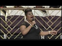 """""""Nobody Like You Lord"""" / """"He's Able"""" Maranda Curtis Willis (Holy Spirit Moved) - YouTube"""