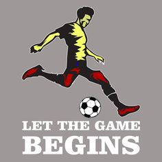 https://www.spoofytees.com/products/let-the-game-begins-t-shirt   Let The Game Begins T-Shirt   @spoofytees     #fifasports #worldcup #football #futbol #games #letthegamebegins #spoofytees #map #movies #soccer #sports #soccerteam        @tshirt @men @women    ✓ Free Delivery in UK !