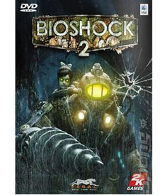 """BioShock 2 for Mac: The """"genetically enhanced"""" 1st person shooter. You are a cast-away in Rapture: an underwater Utopia torn apart by civil war."""