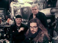 Celtic Frost and Giger. Black Metal, Heavy Metal, Celtic Frost, Hr Giger, Music Clips, Just Friends, Leadership, Singer, Concert