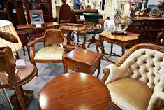 You don't have to be an overly intelligent expert to appreciate antiques and old things. There are some things that you can do to make it easy. Antique Furniture Stores, Old World Charm, Fireplace Mantels, Appreciation, Dining Chairs, Finding Yourself, Old Things, Design Tutorials, Antiques