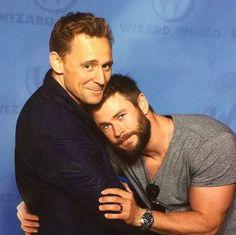 Ohh tom and Chris