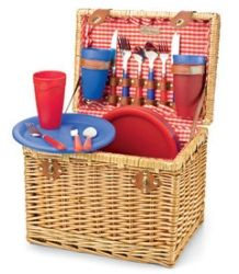 I would love to have a family picnic basket