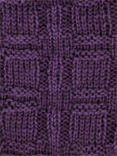 Knittingfool Stitch Gallery : 1000+ images about purl 2 tutorials on Pinterest Knitting, How to knit and ...