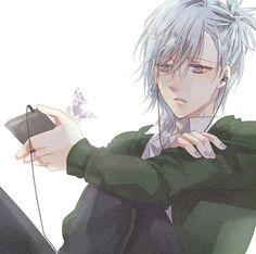 """Mikaze Ai ~ """"Yuki ga marude sakura no you. Ooh... silent white. Hirai... hinari... tenohira ni maiochite kiete yuku yo"""""""