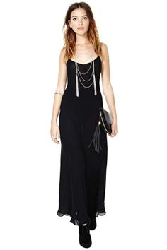 Donna Karan Midnights Dress