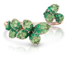GIARDINI SEGRETI Haute Couture collection, the line that Pasquale Bruni dedicated to the secret garden of Milan. The jewels in rose gold, jade, green agate, tsavorites and diamonds tell about the lush and wild soul of Nature, thanks to a nuance that expresses the balance between harmony and love. #onenparle #PasqualeBruni #giardinisegreti #joaillerie #jewelry #gold #diamond #precious #Fashion #mode #Beautiful #Fantasticrp #girls #nicolasdalsasso #Fantasticcommunication